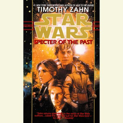 Specter of the Past: Star Wars Legends (The Hand of Thrawn) by Timothy Zahn audiobook