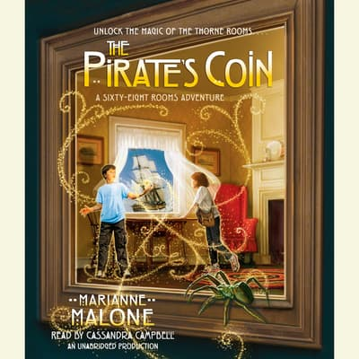 The Pirate's Coin by Marianne Malone audiobook