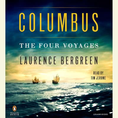 Columbus by Laurence Bergreen audiobook