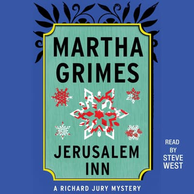 Jerusalem Inn by Martha Grimes audiobook