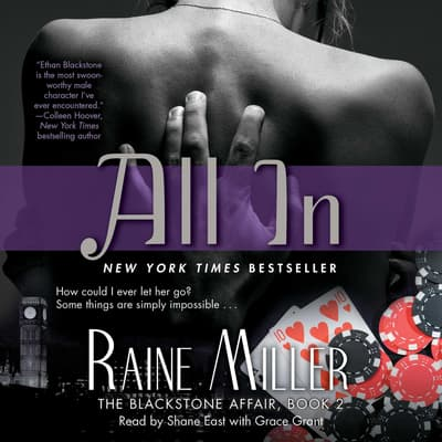 All In by Raine Miller audiobook