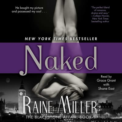 Naked by Raine Miller audiobook