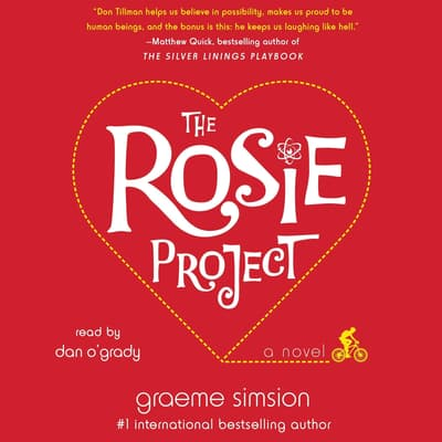 The Rosie Project by Graeme Simsion audiobook