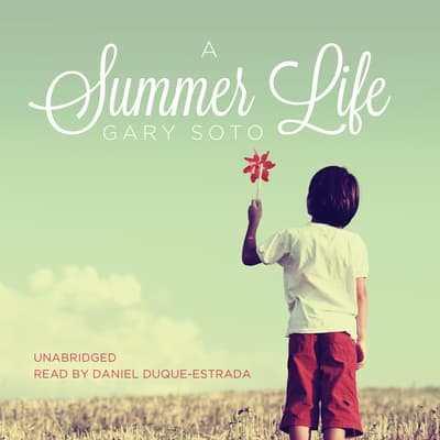 A Summer Life by Gary Soto audiobook