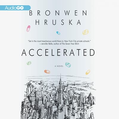 Accelerated by Bronwen Hruska audiobook