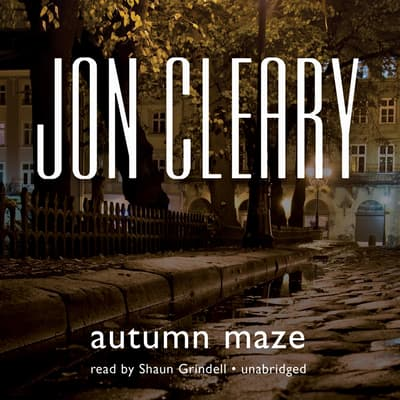 Autumn Maze by Jon Cleary audiobook