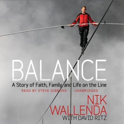 Balance by Nik Wallenda audiobook