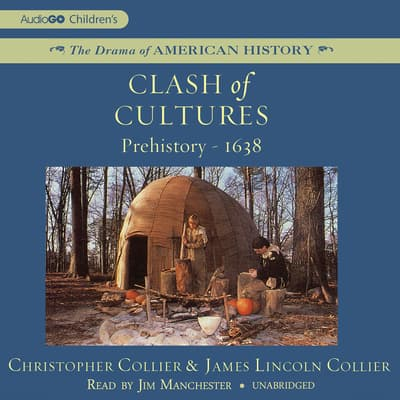 Clash of Cultures by Christopher Collier audiobook