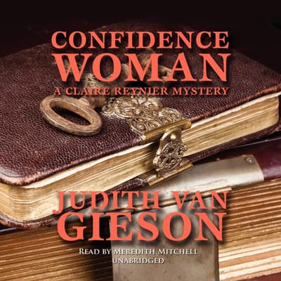 Confidence Woman by Judith Van Gieson audiobook