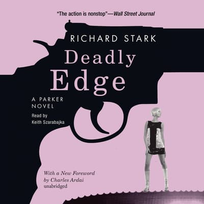 Deadly Edge by Donald E. Westlake audiobook