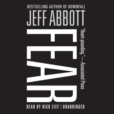 Fear by Jeff Abbott audiobook