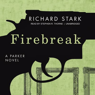 Firebreak by Donald E. Westlake audiobook