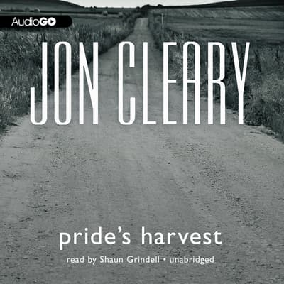 Pride's Harvest by Jon Cleary audiobook
