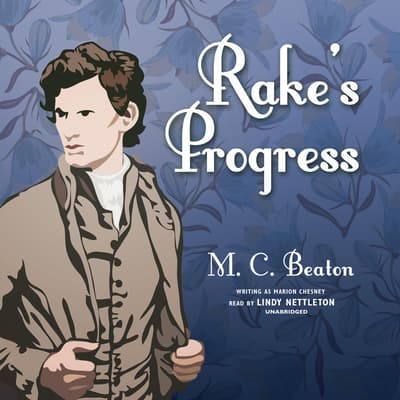 Rake's Progress by M. C. Beaton audiobook