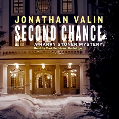 Second Chance by Jonathan Valin audiobook