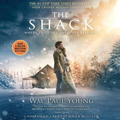 The Shack by William Paul Young audiobook