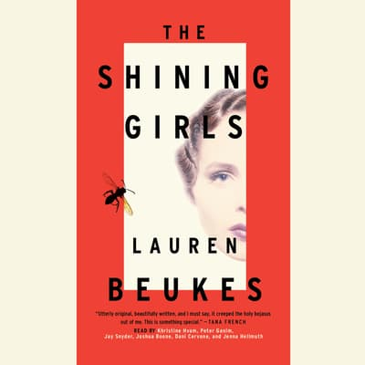 The Shining Girls by Lauren Beukes audiobook
