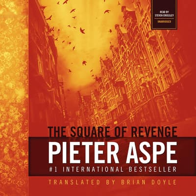 The Square of Revenge by Pieter Aspe audiobook