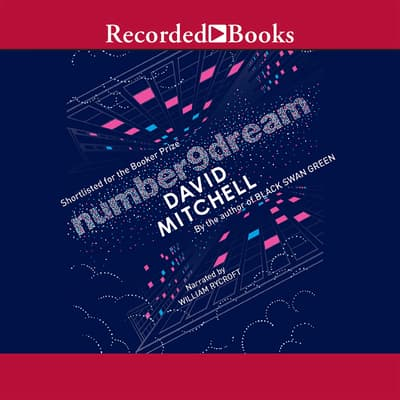 Number9Dream by David Mitchell audiobook