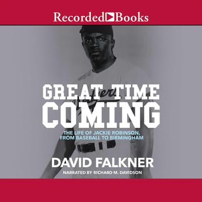 Great Time Coming by David Falkner audiobook