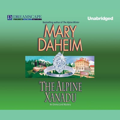 The Alpine Xanadu by Mary Daheim audiobook
