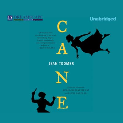 Cane by Jean Toomer audiobook