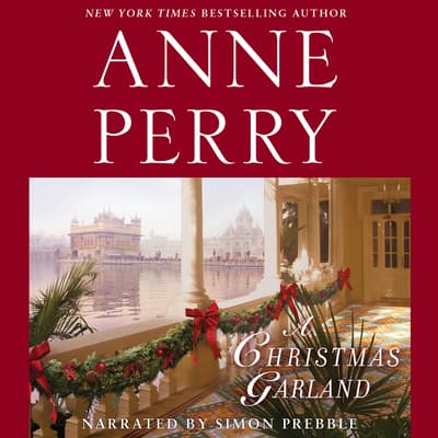 A Christmas Garland by Anne Perry audiobook