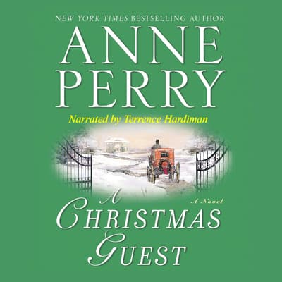 A Christmas Guest by Anne Perry audiobook