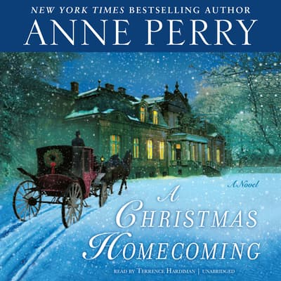 A Christmas Homecoming by Anne Perry audiobook
