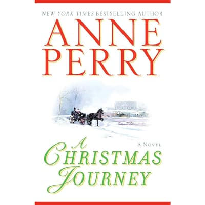 A Christmas Journey by Anne Perry audiobook