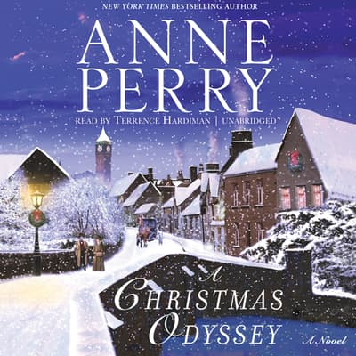 A Christmas Odyssey by Anne Perry audiobook