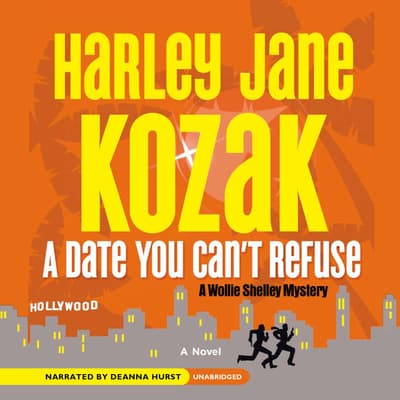 A Date You Can't Refuse by Harley Jane Kozak audiobook