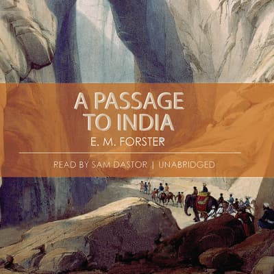 A Passage to India by E. M. Forster audiobook