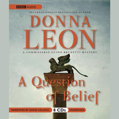 A Question of Belief by Donna Leon audiobook