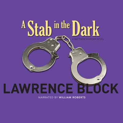 A Stab in the Dark by Lawrence Block audiobook