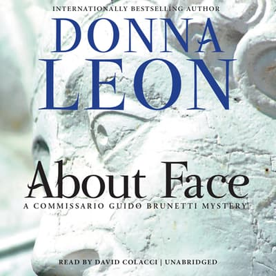 About Face by Donna Leon audiobook