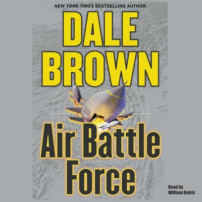 Air Battle Force by Dale Brown audiobook