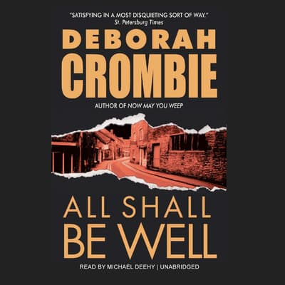 All Shall Be Well by Deborah Crombie audiobook