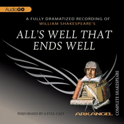 All's Well That Ends Well by William Shakespeare audiobook
