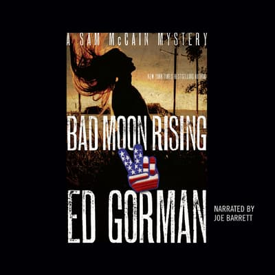 Bad Moon Rising by Ed Gorman audiobook