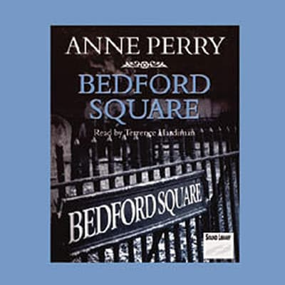Bedford Square by Anne Perry audiobook