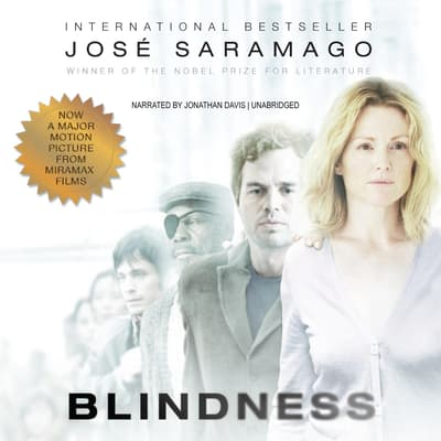 Blindness by José Saramago audiobook