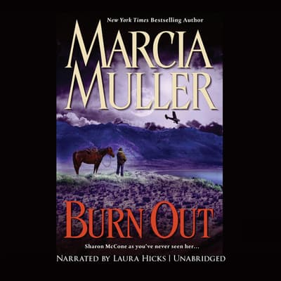 Burn Out by Marcia Muller audiobook