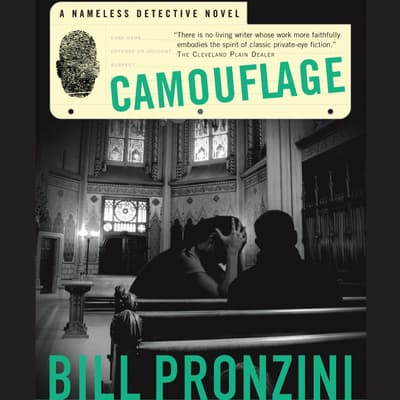 Camouflage by Bill Pronzini audiobook