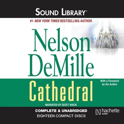 Cathedral by Nelson DeMille audiobook