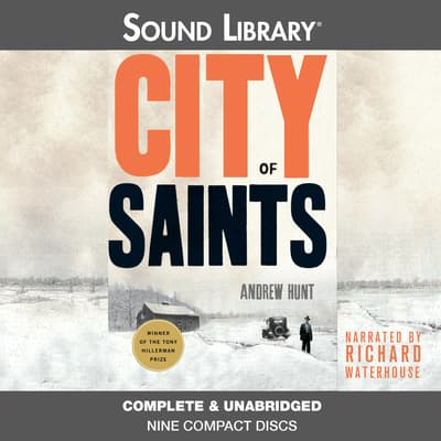 City of Saints by Andrew Hunt audiobook