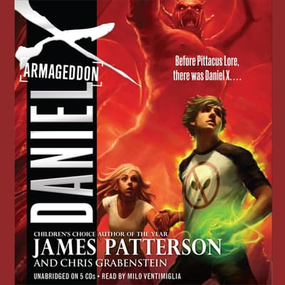 Armageddon by James Patterson audiobook