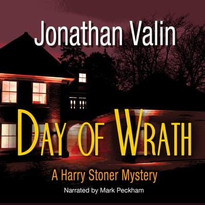 Day of Wrath by Jonathan Valin audiobook