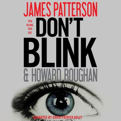 Don't Blink by James Patterson audiobook