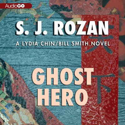 Ghost Hero by S. J. Rozan audiobook